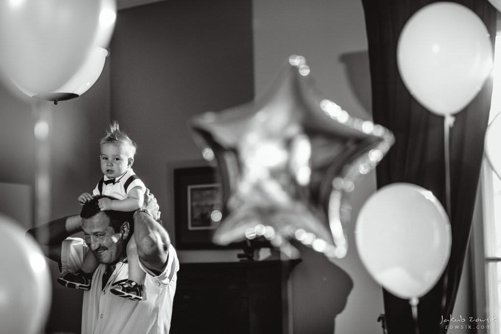 Przyjęcie z okazji 1 urodzin Milo | Amber Room | Warszawa 67