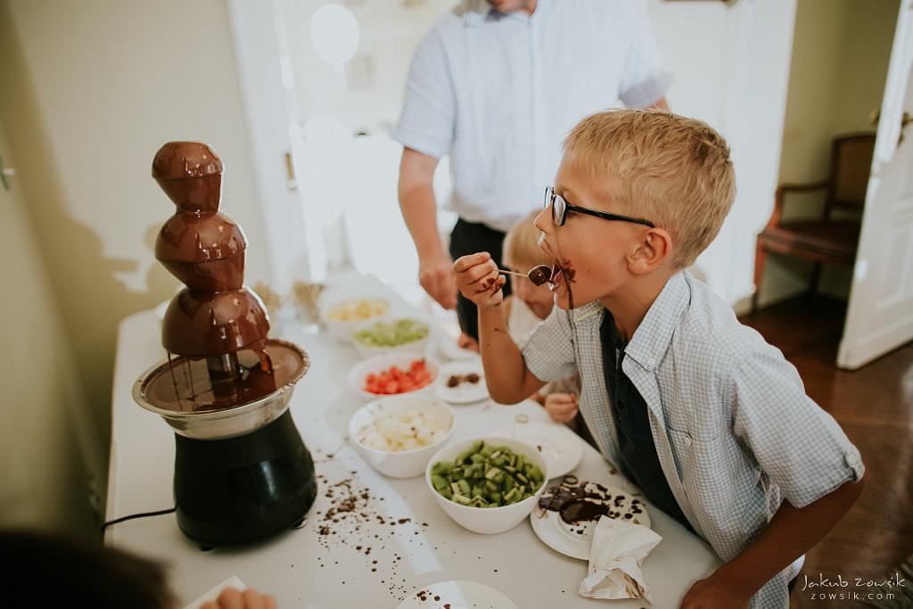Przyjęcie z okazji 1 urodzin Milo | Amber Room | Warszawa 75