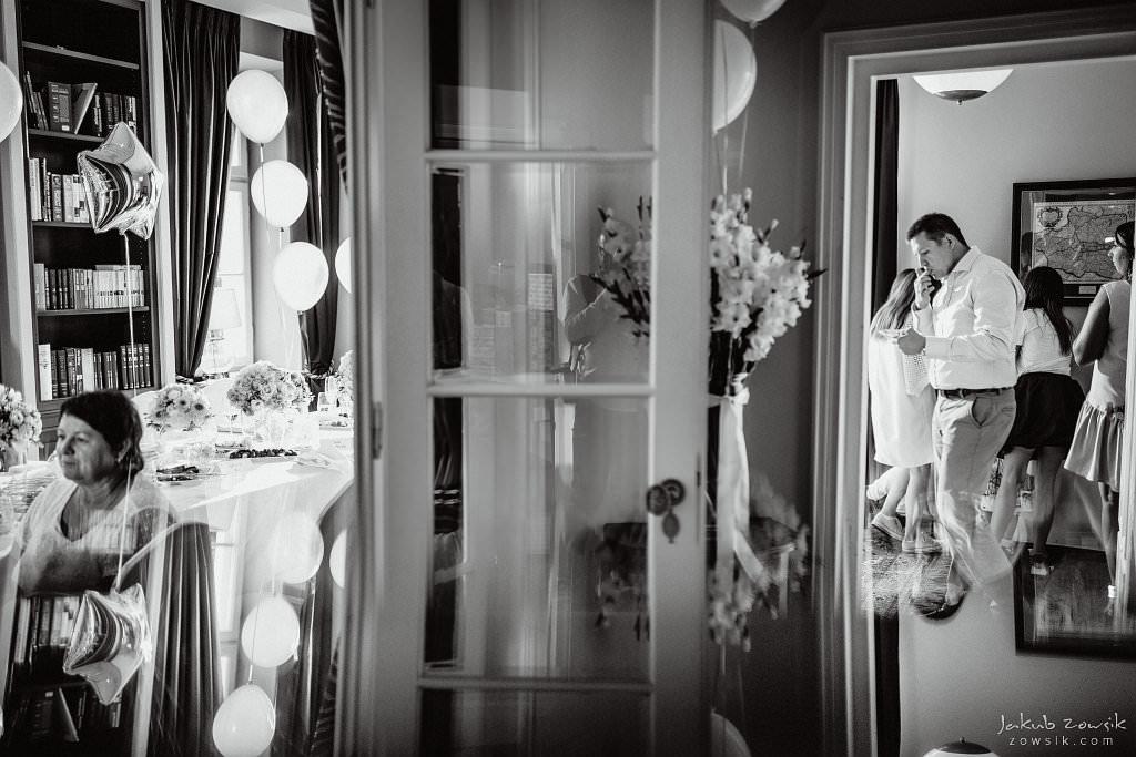 Przyjęcie z okazji 1 urodzin Milo | Amber Room | Warszawa 79
