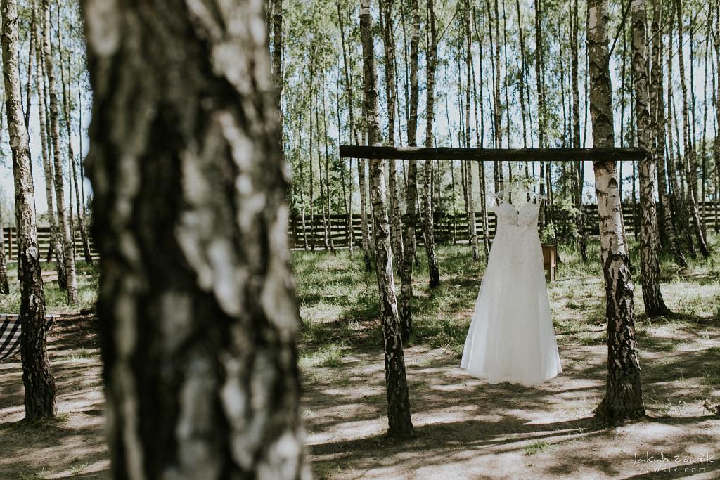 Julia & Paweł | Zdjęcia ślubne Dwór Złotopolska Dolina | Reportaż 8