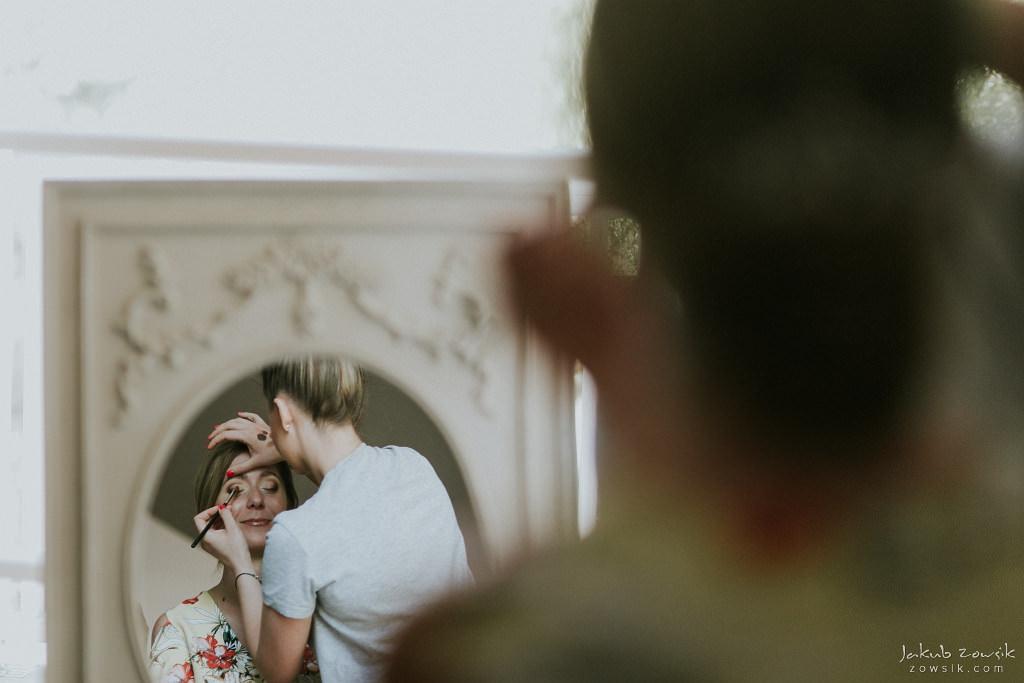 Julia & Paweł | Zdjęcia ślubne Dwór Złotopolska Dolina | Reportaż 9