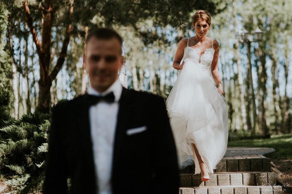 Julia & Paweł | Zdjęcia ślubne Dwór Złotopolska Dolina | Reportaż 37