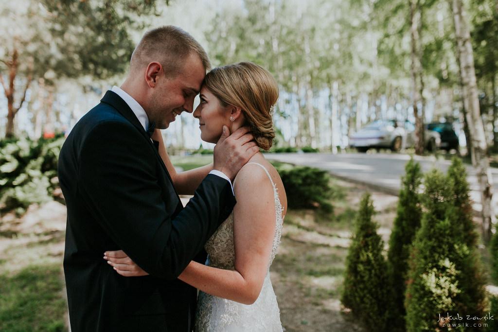 Julia & Paweł | Zdjęcia ślubne Dwór Złotopolska Dolina | Reportaż 38