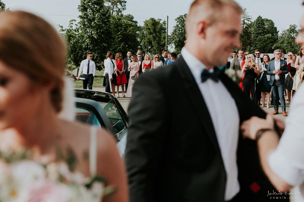 Julia & Paweł | Zdjęcia ślubne Dwór Złotopolska Dolina | Reportaż 44