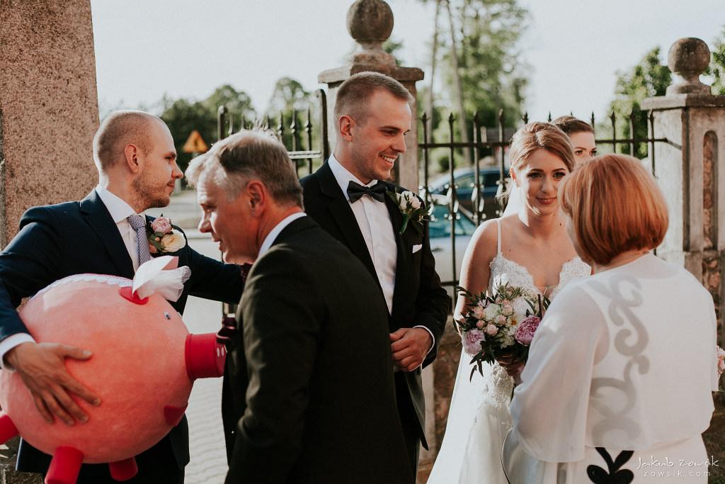 Julia & Paweł | Zdjęcia ślubne Dwór Złotopolska Dolina | Reportaż 65
