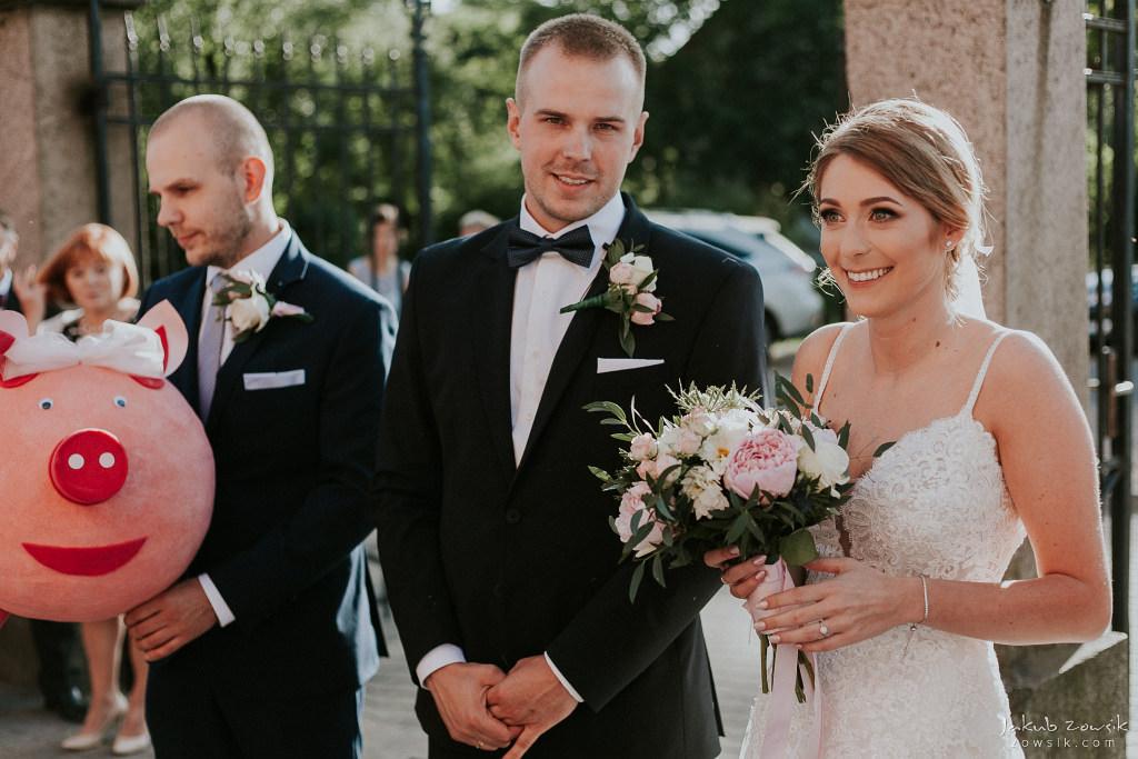 Julia & Paweł | Zdjęcia ślubne Dwór Złotopolska Dolina | Reportaż 66