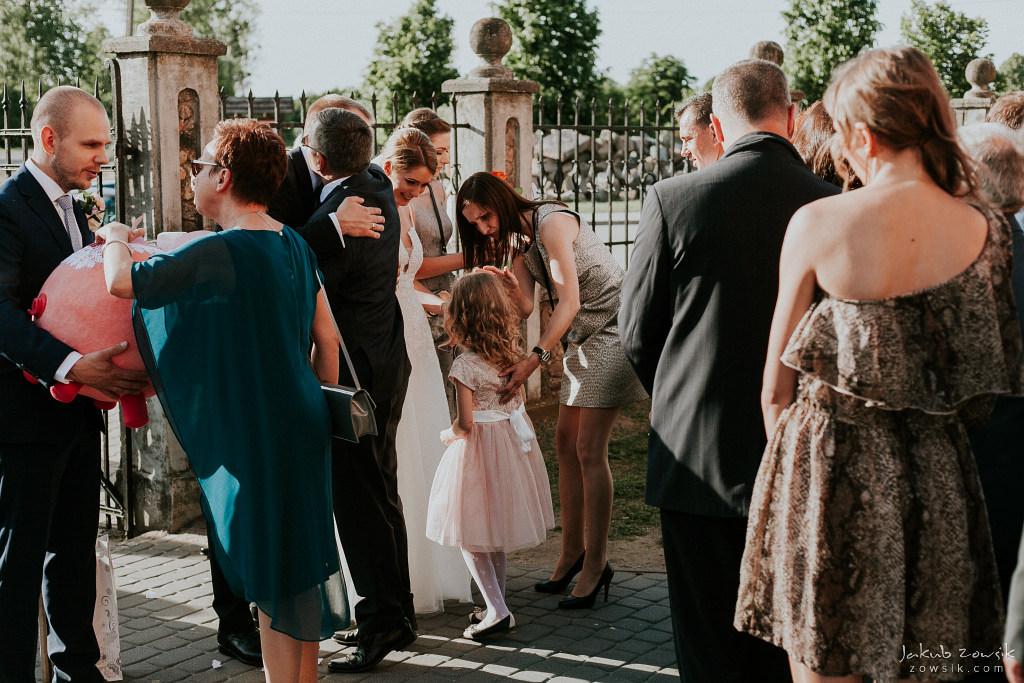 Julia & Paweł | Zdjęcia ślubne Dwór Złotopolska Dolina | Reportaż 70