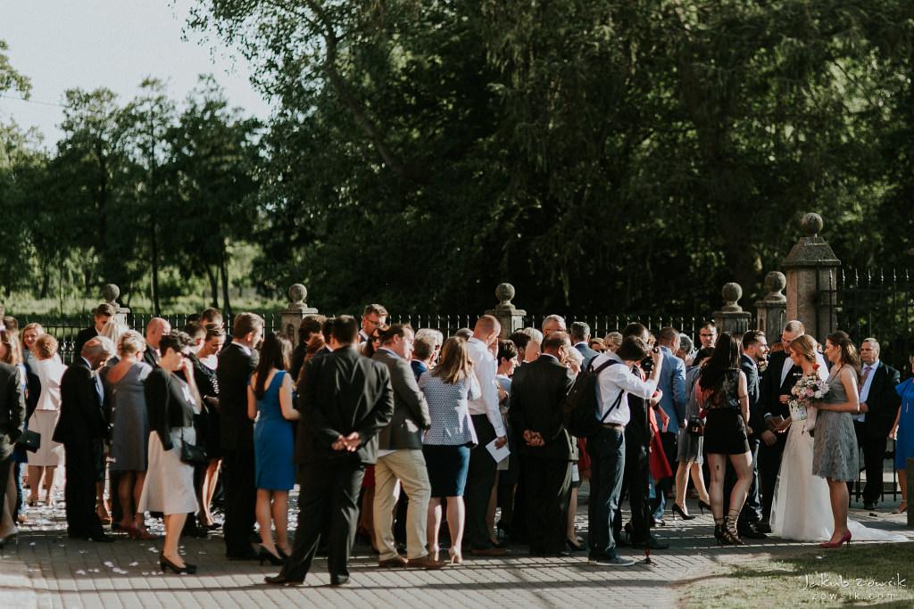 Julia & Paweł | Zdjęcia ślubne Dwór Złotopolska Dolina | Reportaż 71
