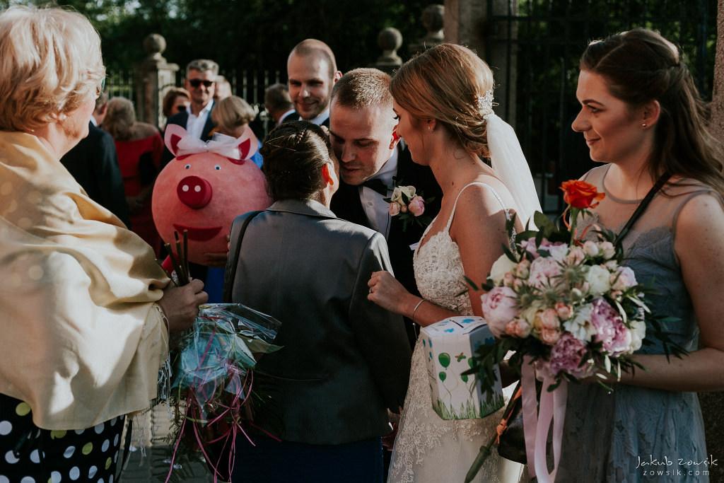 Julia & Paweł | Zdjęcia ślubne Dwór Złotopolska Dolina | Reportaż 72