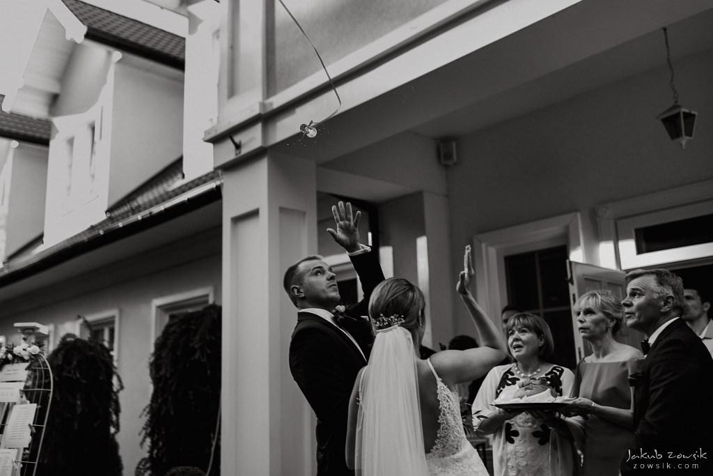 Julia & Paweł | Zdjęcia ślubne Dwór Złotopolska Dolina | Reportaż 84