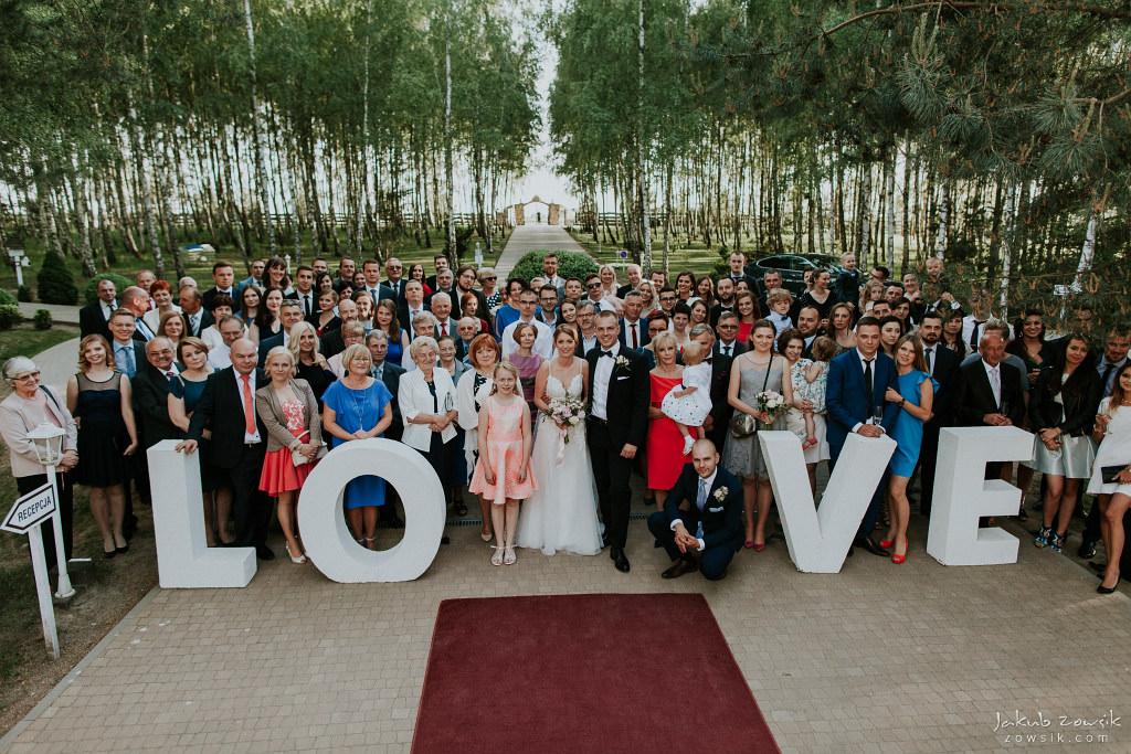 Julia & Paweł | Zdjęcia ślubne Dwór Złotopolska Dolina | Reportaż 85