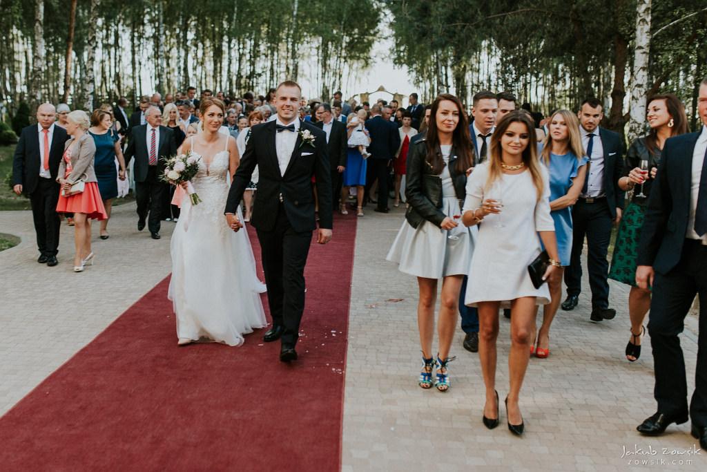 Julia & Paweł | Zdjęcia ślubne Dwór Złotopolska Dolina | Reportaż 86