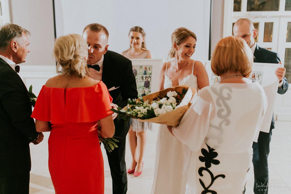 Julia & Paweł | Zdjęcia ślubne Dwór Złotopolska Dolina | Reportaż 138