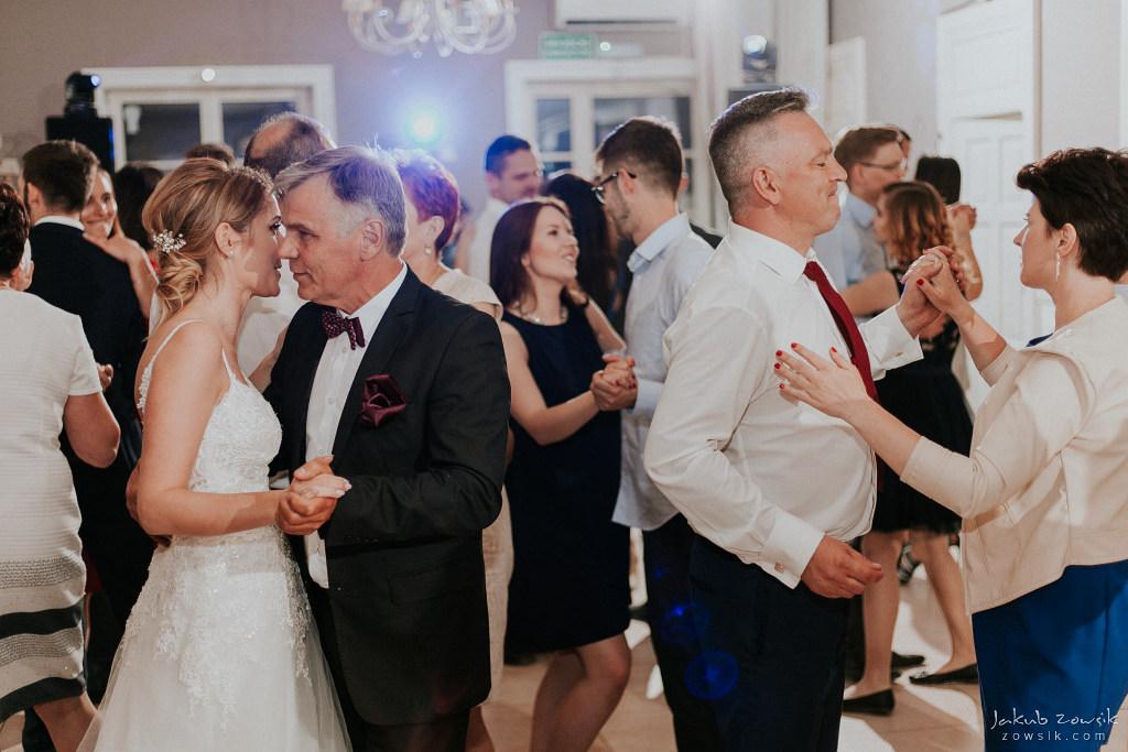 Julia & Paweł | Zdjęcia ślubne Dwór Złotopolska Dolina | Reportaż 140