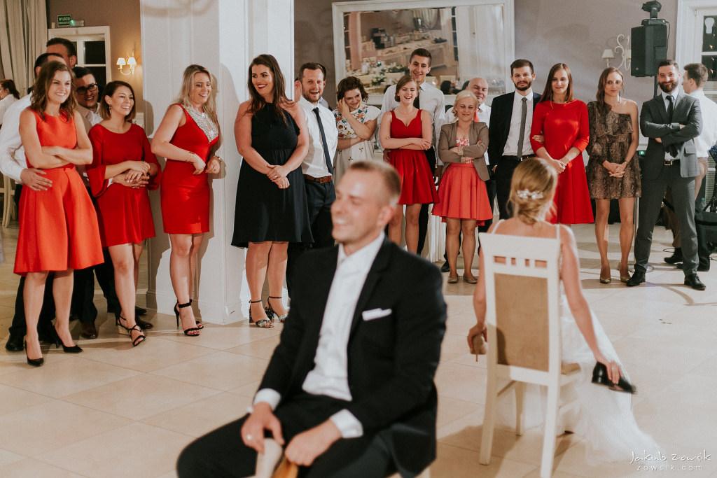 Julia & Paweł | Zdjęcia ślubne Dwór Złotopolska Dolina | Reportaż 162