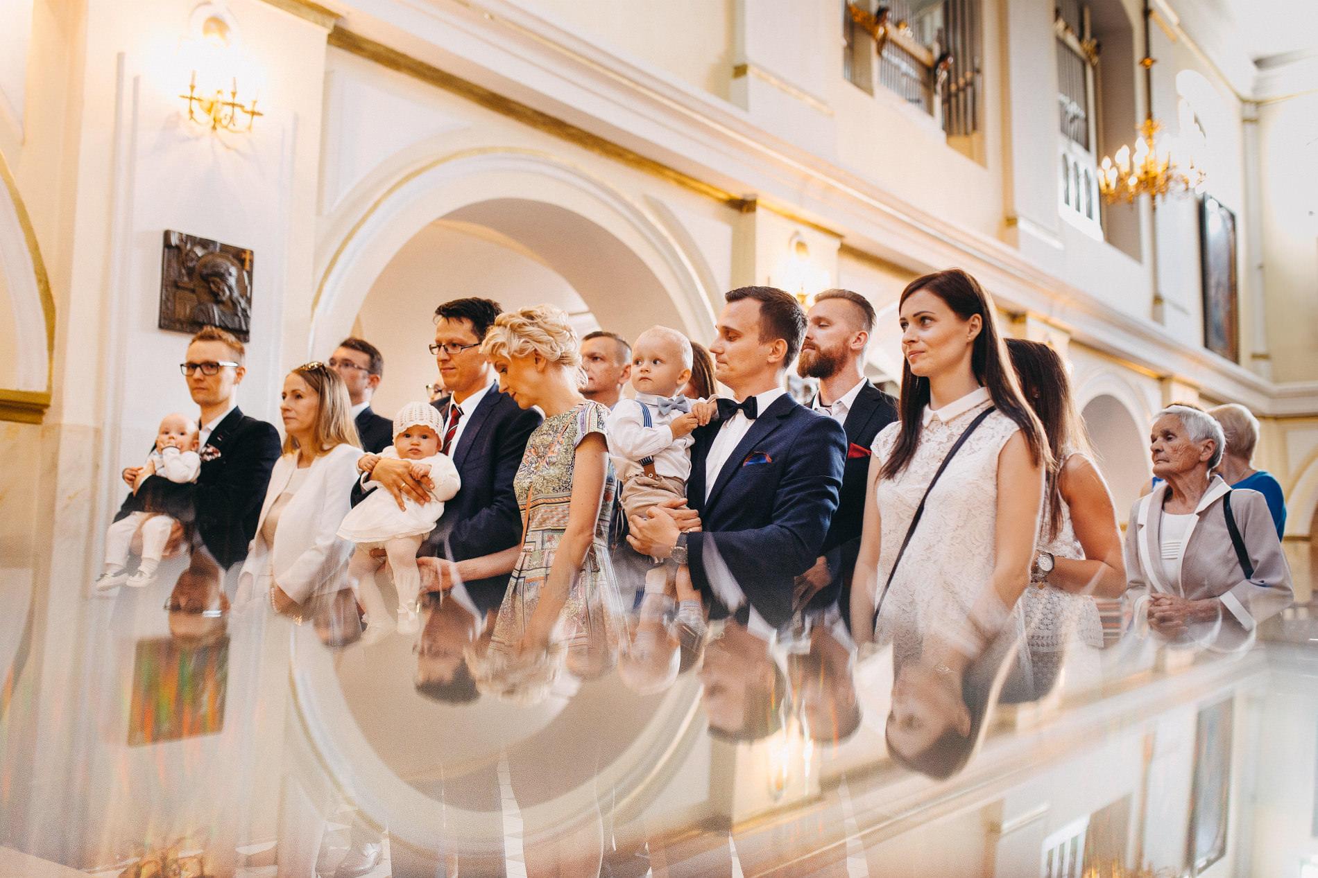 Oliwier | reportaż z chrztu | Warszawa