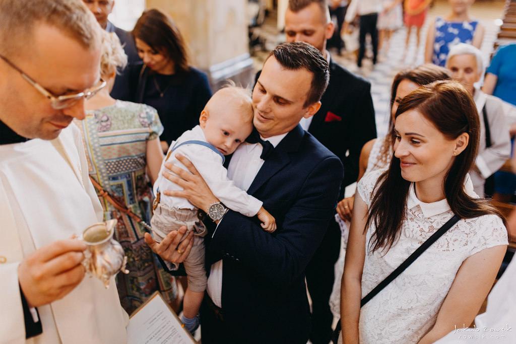 Oliwier | reportaż z chrztu | Warszawa 56