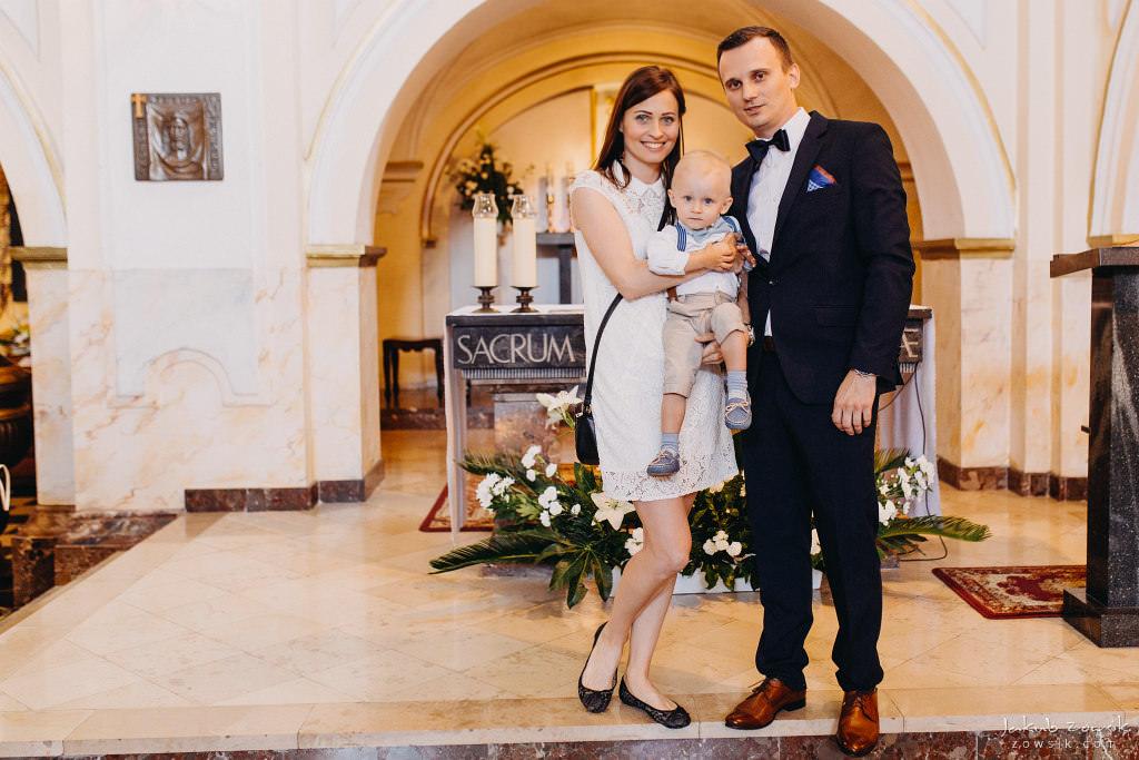 Oliwier | reportaż z chrztu | Warszawa 61