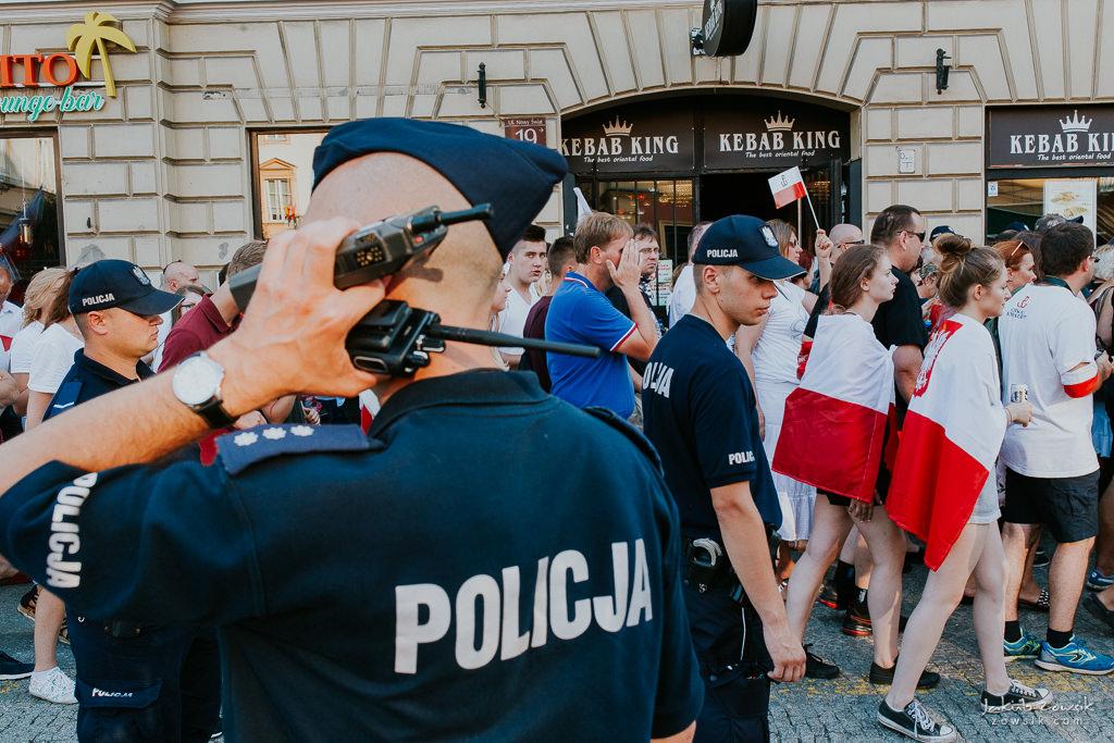 74 rocznica wybuchu Powstania Warszawskiego. Warszawa (2018) 44
