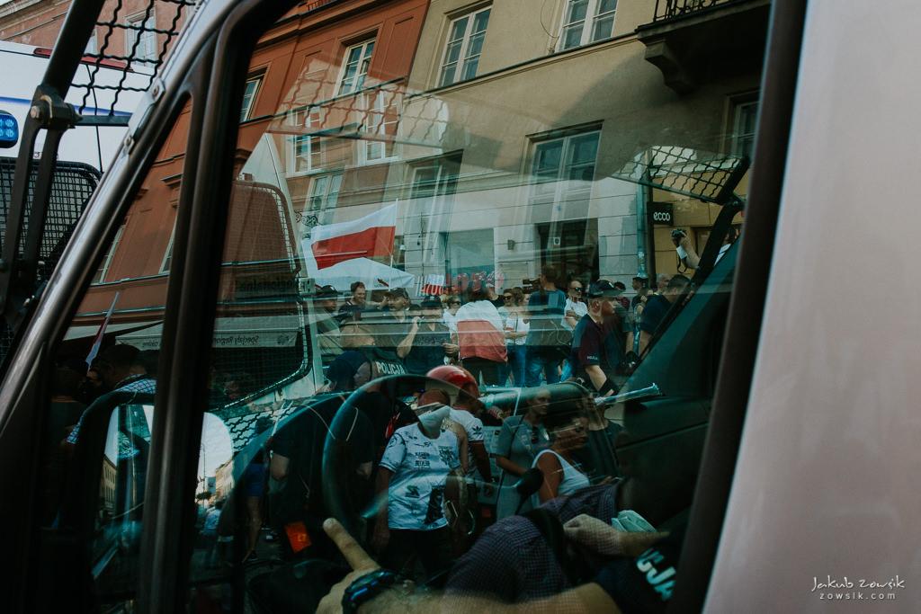 74 rocznica wybuchu Powstania Warszawskiego. Warszawa (2018) 46