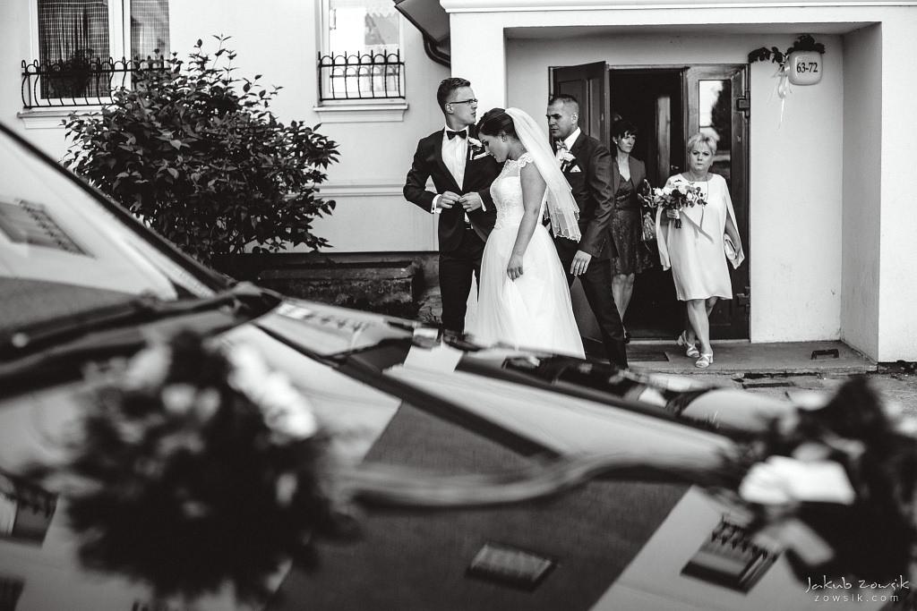 Magda & Krzysztof | Zdjęcia ślubne Węgorzewo | Reportaż 32
