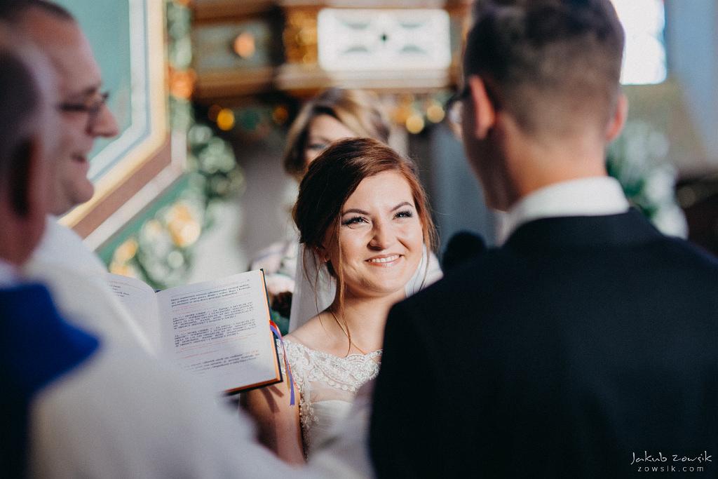 Magda & Krzysztof | Zdjęcia ślubne Węgorzewo | Reportaż 44