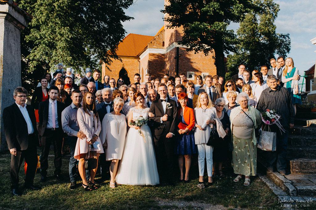 Magda & Krzysztof | Zdjęcia ślubne Węgorzewo | Reportaż 59