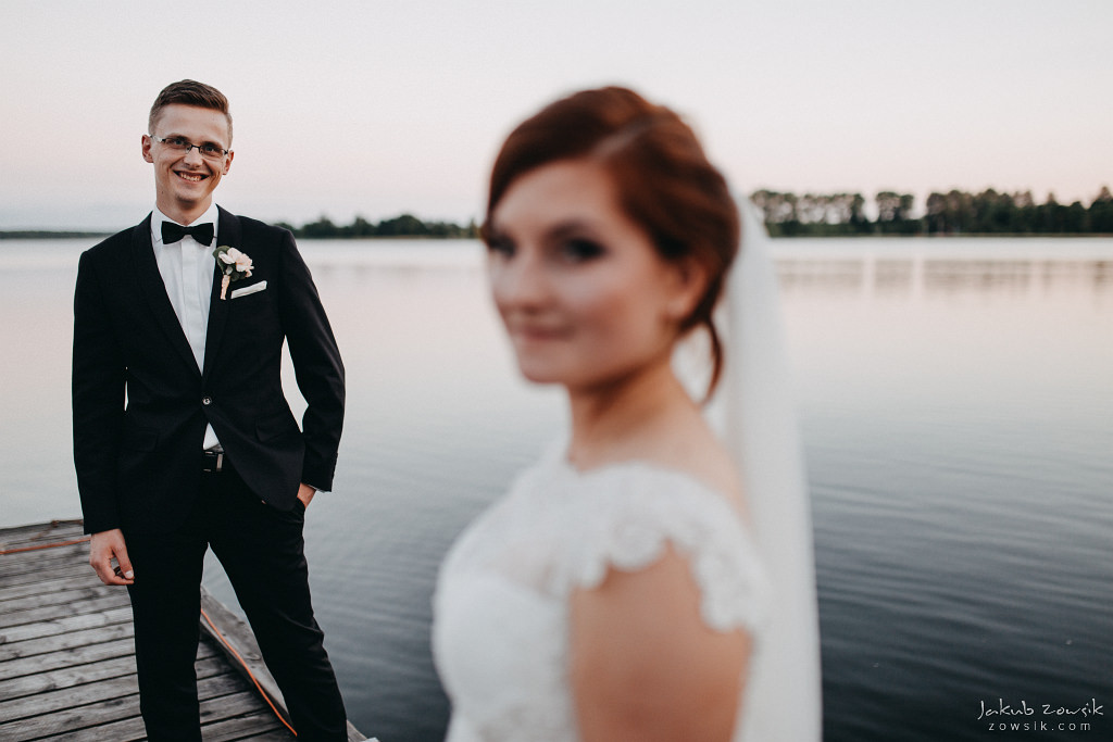 Magda & Krzysztof | Zdjęcia ślubne Węgorzewo | Reportaż 94