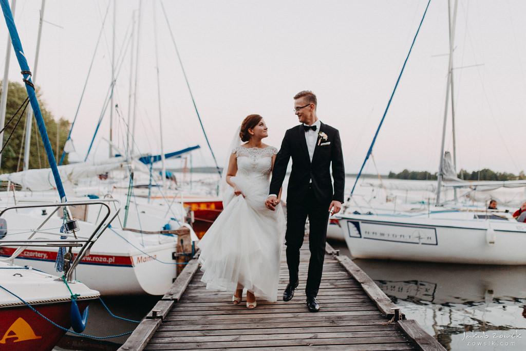 Magda & Krzysztof | Zdjęcia ślubne Węgorzewo | Reportaż 96