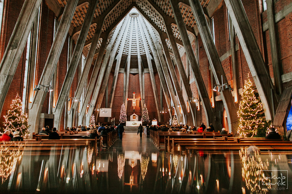 Franek | Reportaż z chrzcin | Warszawa, u Dominikanów 31