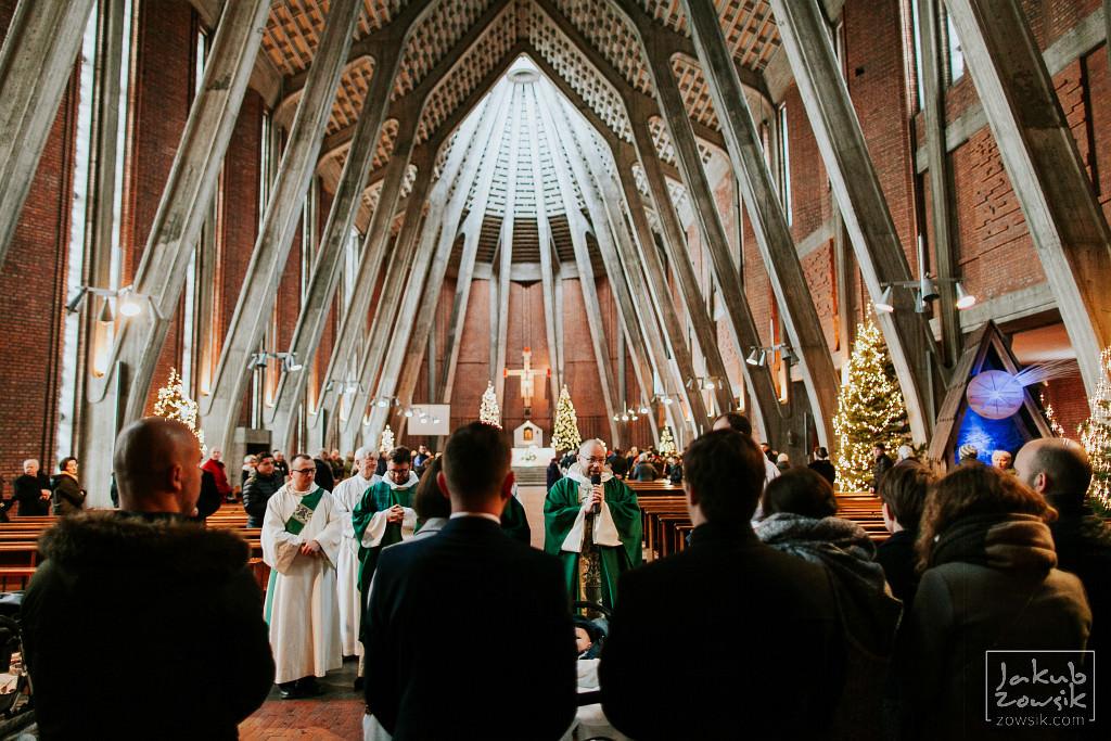 Franek | Reportaż z chrzcin | Warszawa, u Dominikanów 34