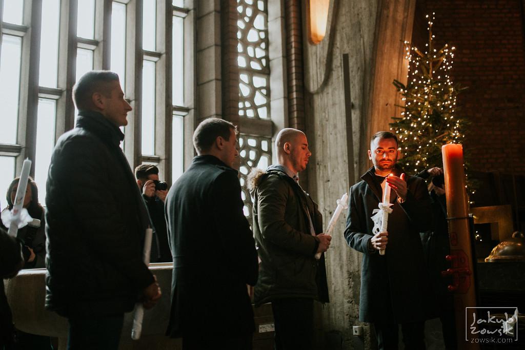 Franek | Reportaż z chrzcin | Warszawa, u Dominikanów 55