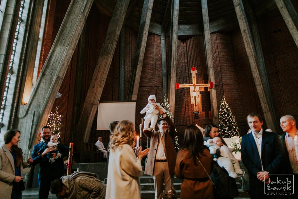 Franek | Reportaż z chrzcin | Warszawa, u Dominikanów 57