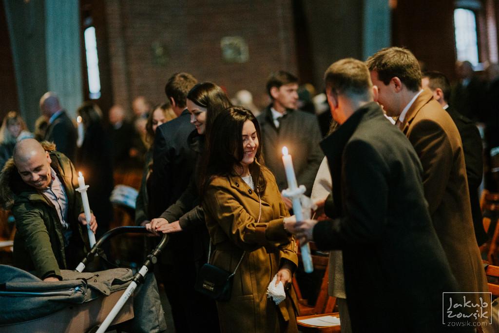 Franek | Reportaż z chrzcin | Warszawa, u Dominikanów 60