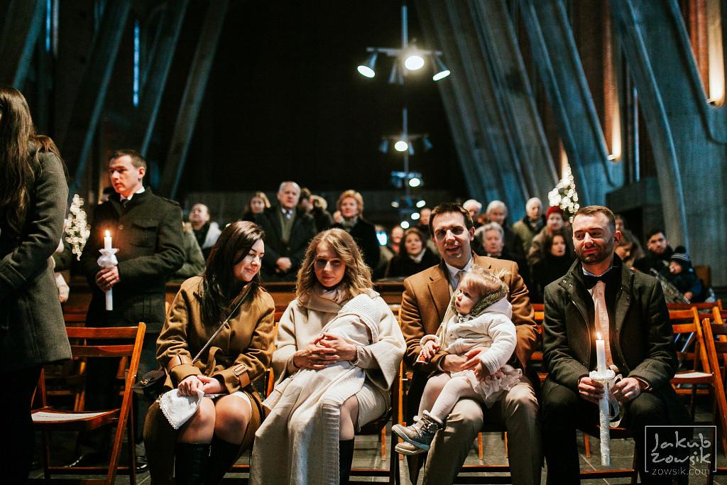 Franek | Reportaż z chrzcin | Warszawa, u Dominikanów 65