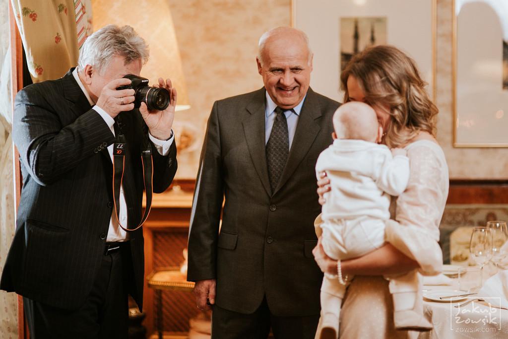 Franek | Reportaż z chrzcin | Warszawa, u Dominikanów 81