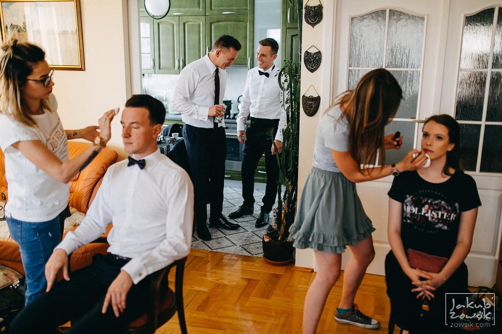 Ania & Arek | Fotografia ślubna Warszawa | Reportaż 18