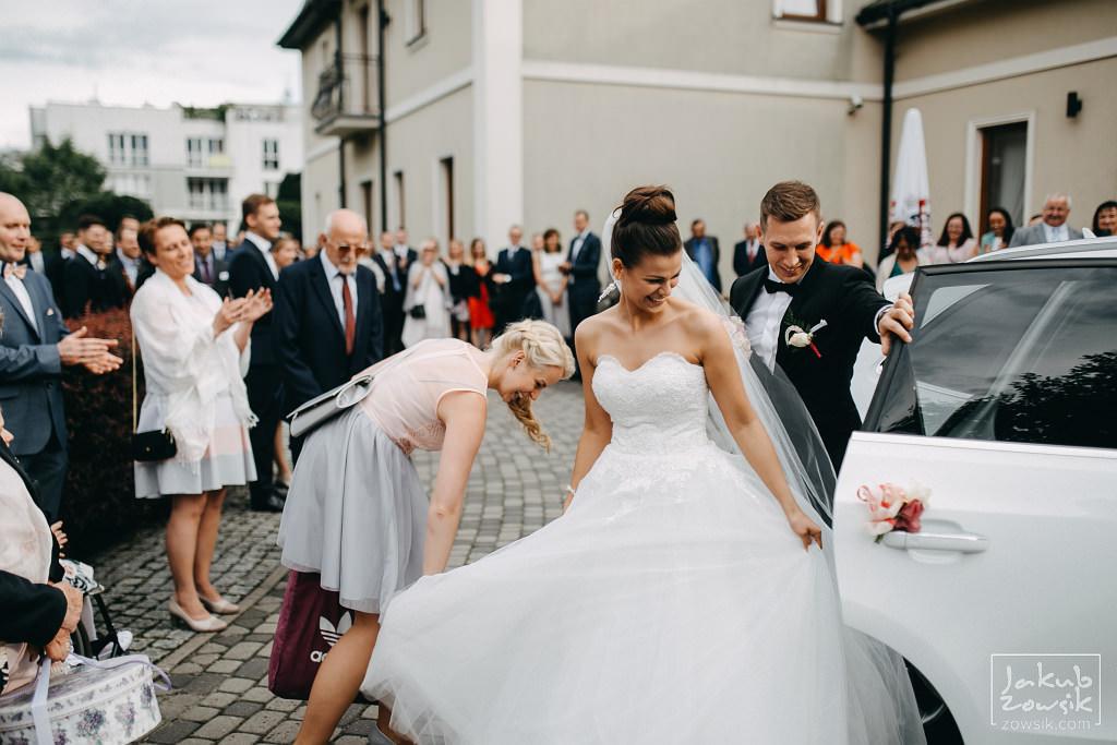 Ania & Arek | Fotografia ślubna Warszawa | Reportaż 72