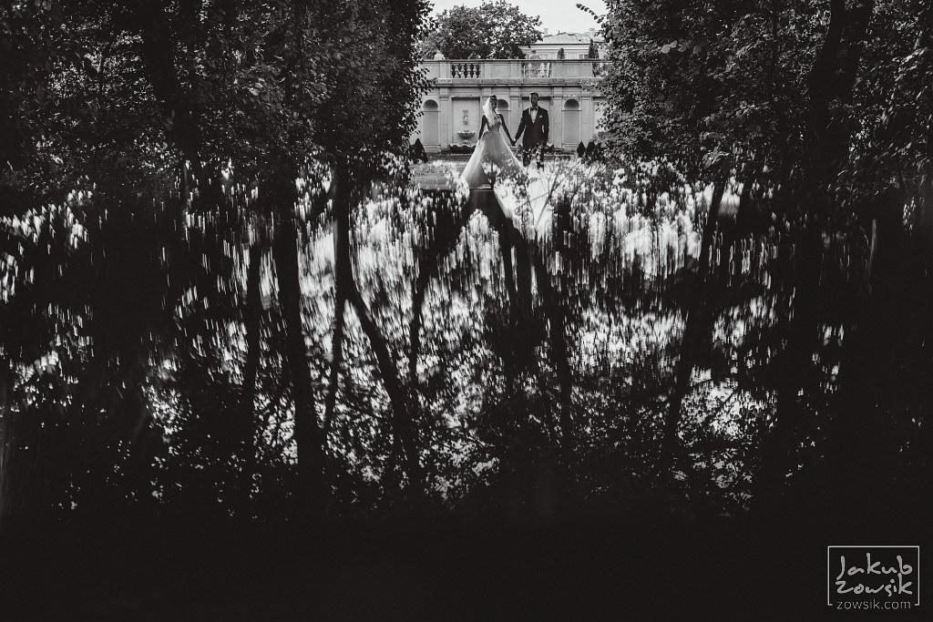 Ania & Arek | Plener Warszawa 6