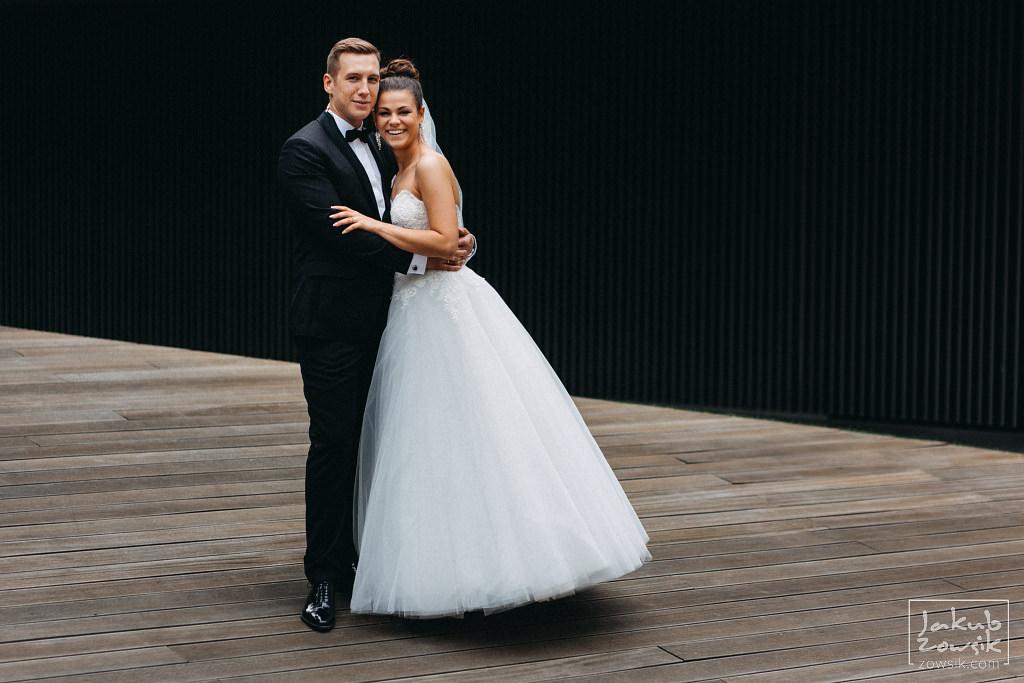 Ania & Arek | Plener Warszawa 7