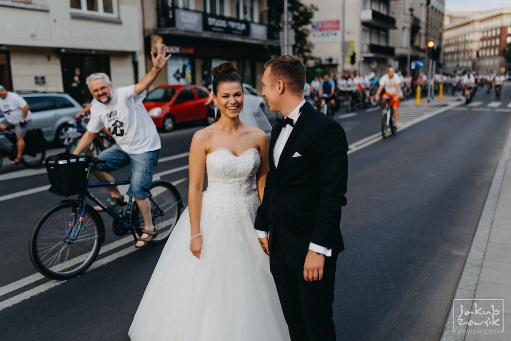 Ania & Arek | Plener Warszawa 34