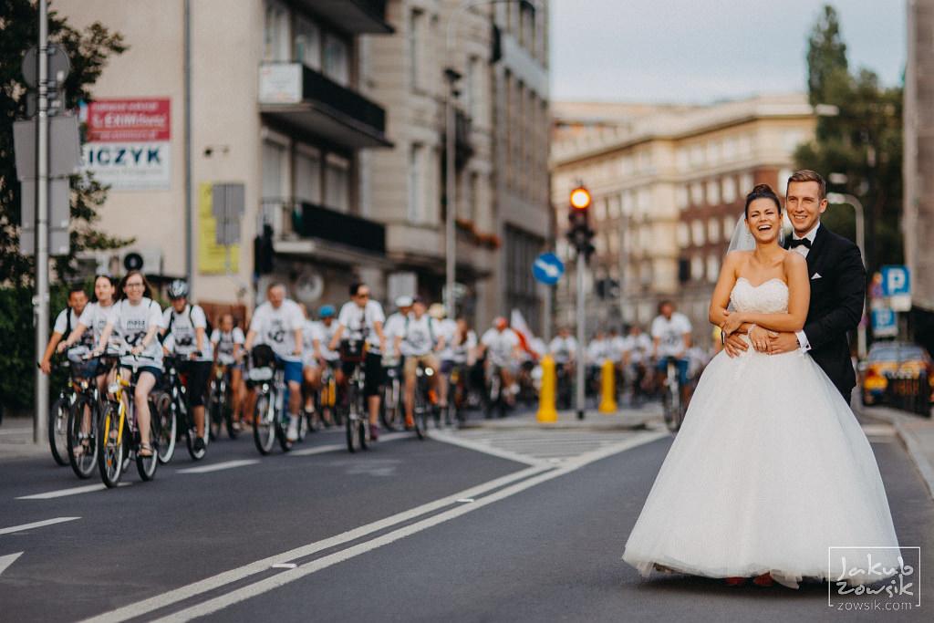 Ania & Arek | Plener Warszawa 35