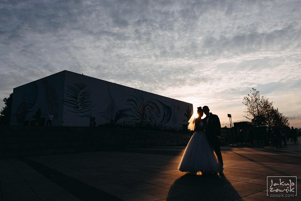 Ania & Arek | Plener Warszawa 40