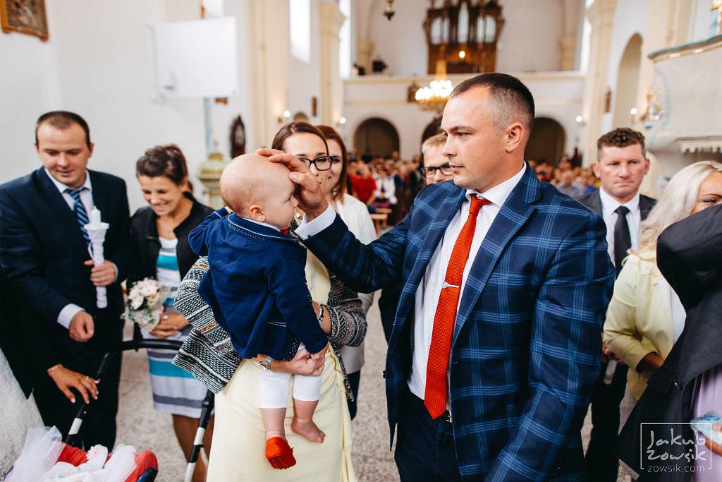Felek | Zdjęcia z chrztu | Wiskitki, Bolimów, Nieborów 35