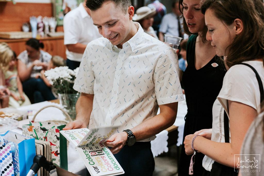 Ignacy | reportaż z chrzcin | Kraków 83