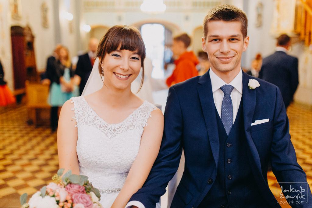 Asia & Rafał - Zdjęcia ślubne Bełchatów - Reportaż 56