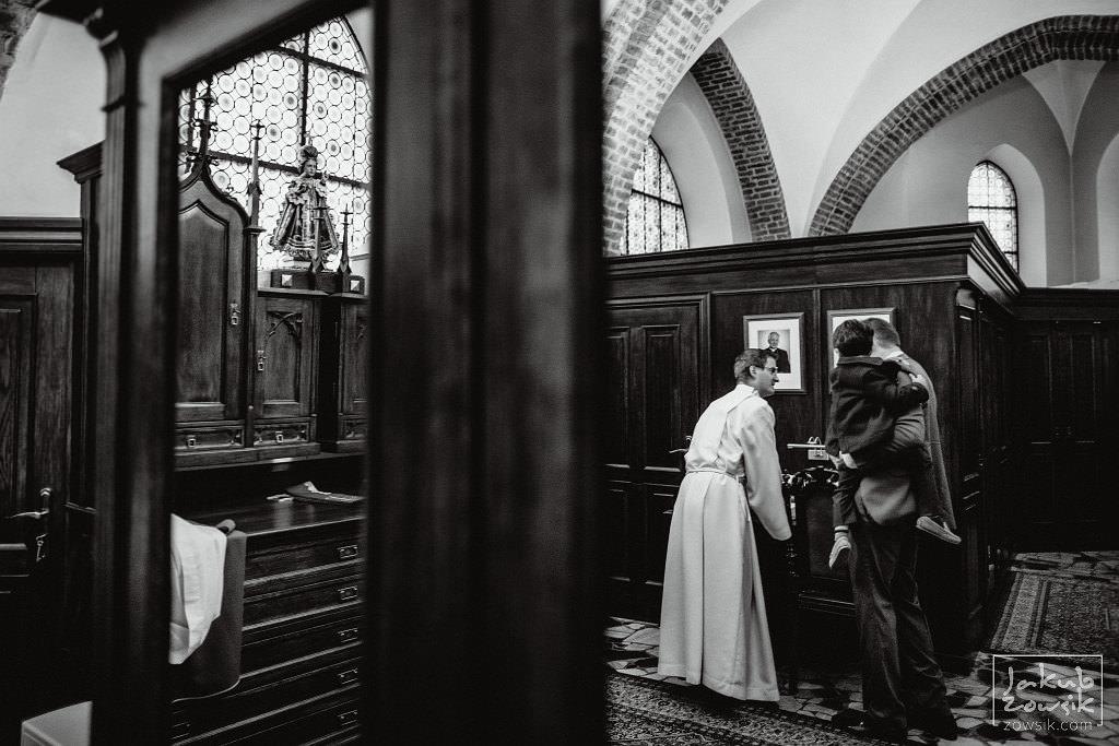 Marietka - zdjęcia z chrztu - Kraków 32