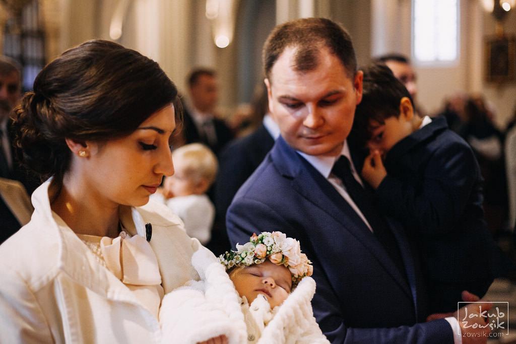 Marietka - zdjęcia z chrztu - Kraków 34
