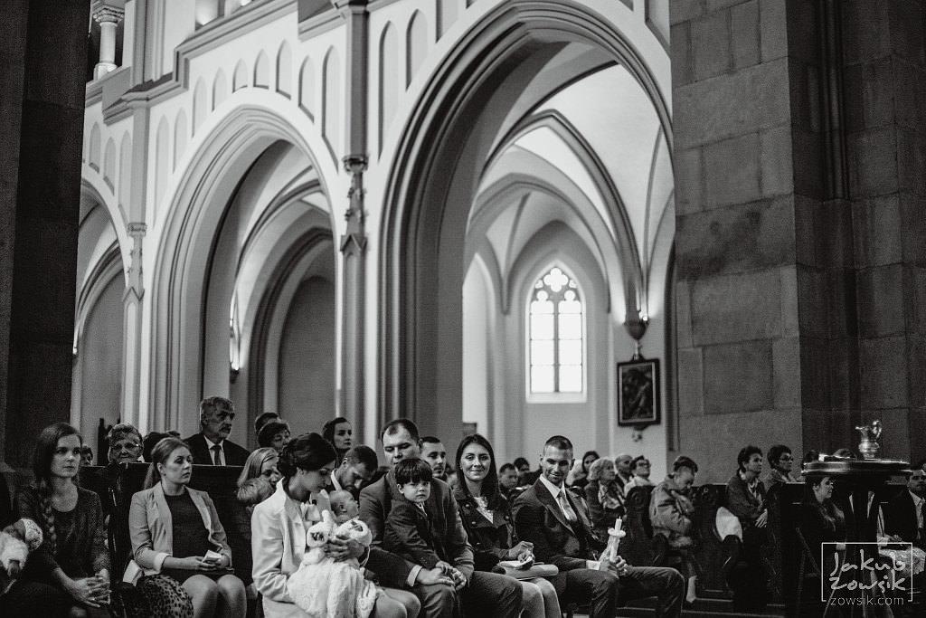 Marietka - zdjęcia z chrztu - Kraków 36