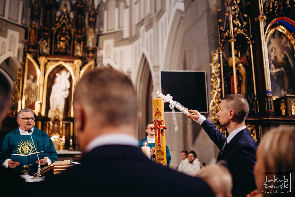 Marietka - zdjęcia z chrztu - Kraków 46